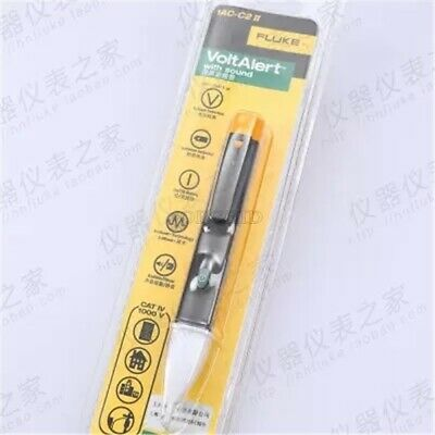 New Fluke 2ac Non Contact Voltalert Voltage Detector Pen Tester Meter Sensor Ly