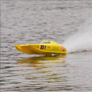 New RC Boat US-1 IceCool Brushless Electric Catatmaran 2.4G ARTR