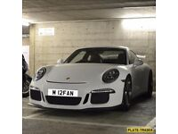M 12FAN NUMBER PLATE FOR SALE!