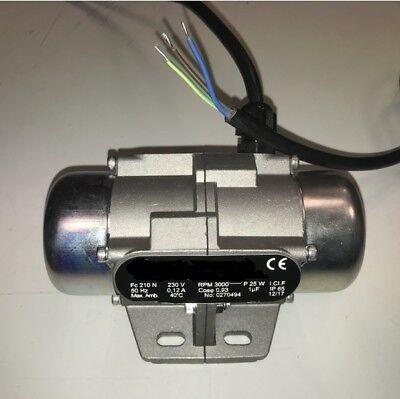Vibrationsmotor  230V Vibrator Vibration-Motor vibratoren  Unwuchtmotor  230 V