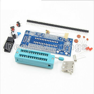 Atmega8 Atmega48 Atmega88 Development Board Avr No Chip Diy