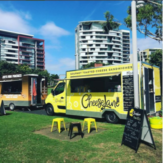 Cheeselane Food truck - Mobile Food Truck Business FOR SALE