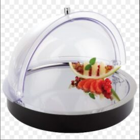Round Buffet Set 38cm - Chilled Display Units for Presentation & Display