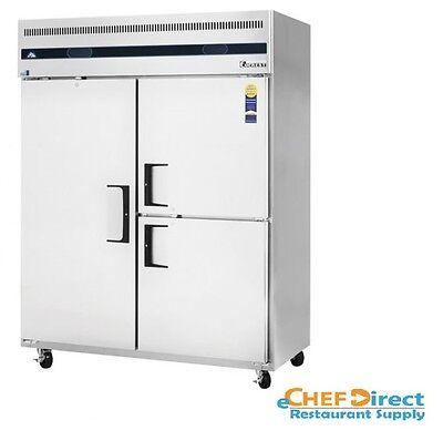 Everest Refrigeration Eswq3 Reach-in Refrigeratorfreezer Combo
