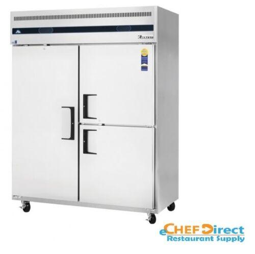 Everest Refrigeration Eswq3 Reach-in Refrigerator/freezer Combo