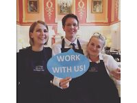 Christmas Events Team (Temporary) Front of House - for the Assembly House Norwich