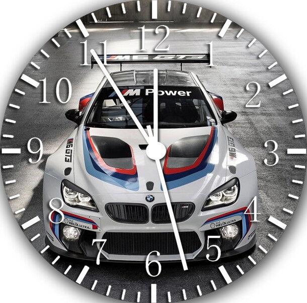 BMW Super Car Frameless Borderless Wall Clock Nice For Gifts or Decor E264