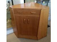 E Gomme (G Plan) vintage retro corner unit or desk