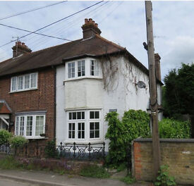 *Price just reduced! Delightful 2-3 Bedroom Victorian end of terrace/cottage to let (Bourne End)