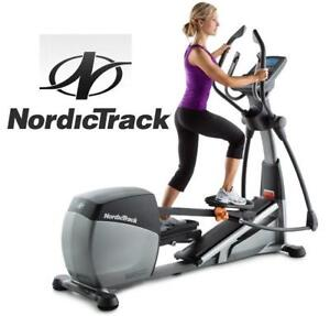 USED NORDICTRACK PRO ELLIPTICAL 29835.1 151773752 Fitness  Exercise GYM EQUIPMENT MACHINE AudioStrider 990