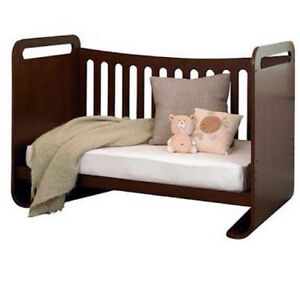 Designer Baby Crib Cot-Convertible Sofa/Day Bed/Jnr Bed Prospect Blacktown Area Preview