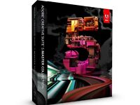 Adobe® Creative Suite® 5.5 Master Collection Band New Upgraded Version Industry Standard Software