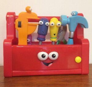 Disney Handy Manny Musical Singing Dancing Toolbox/kit. Toy Tools