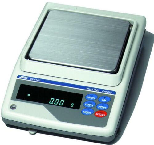 A&D GX-2000 Precision Lab Balance,Scale 2100gX0.01g,  Internal Calibration