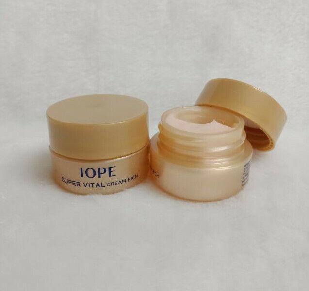 IOPE Super Vital Cream Rich 7ml x 10pcs