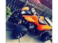 ROAD LEGAL Jinling Quad 250cc