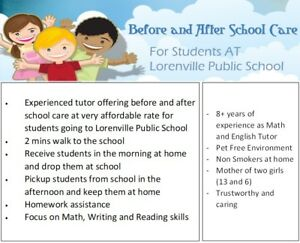 Before and After School Care, Lorenville Public School, Brampton