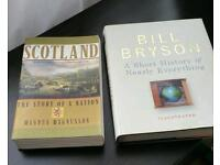 BOOKS BY MAGNUS MAGNUSSON & BILL BRYSON