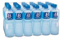 45 cases Ballygowan water