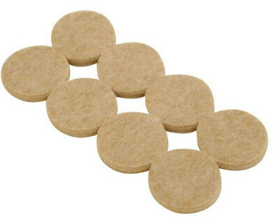 Furniture Felt Pads Square/Round Floor Protector Chair/Table Leg Sticky Back ()