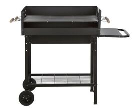 Charcoal Rectangle BBQ