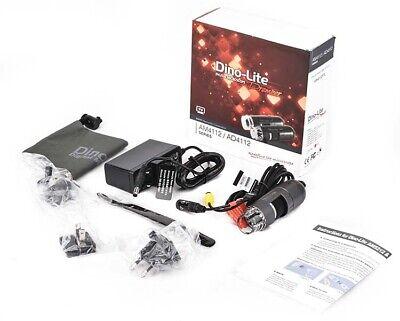 Anmo Dino-lite Am4112ptl Premier Television Ntsc Pal Tv Digital Microscope
