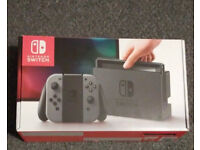 Brand new boxed Nintendo switch