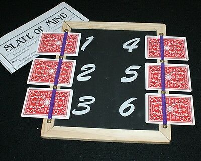 Slate of Mind -- remake of UF Grant classic stand-up card prediction        TMGS for sale  Walnut Creek