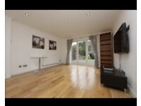 Large modern 2 bedroom house with garden