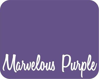 20 X 5 Yards 15 Feet - Stahls Clearance Fashion-lite Htv - Marvelous Purple