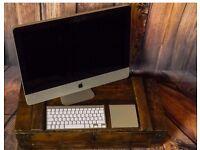 "Apple iMac 21.5"" Intel Core i3 3.06GHz 8GB RAM 500GB Desktop with Wireless Keyboard & Magic Trackpad"