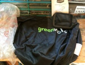 Greenworks Leaf Blower Replacement Vacuum Bag (NEW)