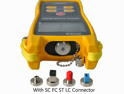 Handheld Optical Power Meter Fiber Optic Tester -5026 Or -706dbm