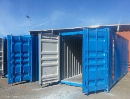 Shipping Containers 20ft A Grade Painted for sale - inc GST