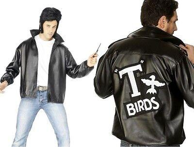 Herren Offiziell Lizenziert T Bird Fett Kostüm Jacke von (Herren T Bird Kostüm)