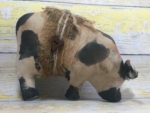 Light Spotted Pot Bellied Pig Bowl Filler