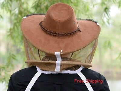 Beekeeping Hat Breathable Anti Bee Cap Outdoor Cap Preventing Hat Equipment Tool