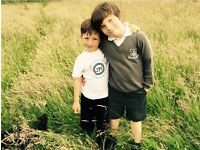Live in au-pair required for two boys aged 10 and 8