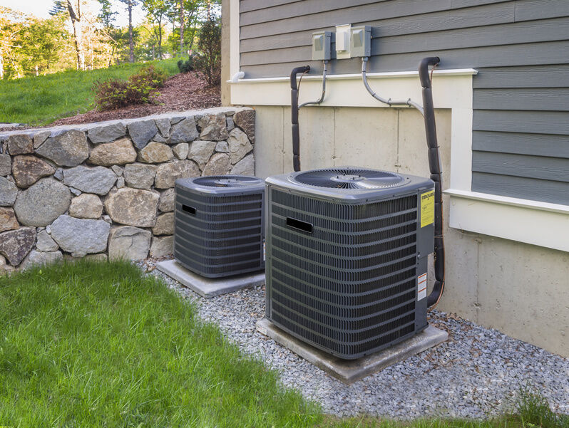 Heating Cooling Units For Home : Tips for choosing central air conditioning units ebay
