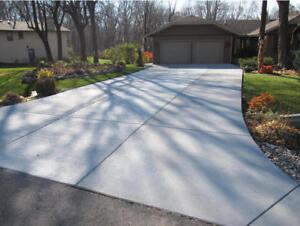 CONCRETE AND LANDSCAPING EXPERTS