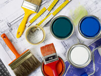 Part Time & Full Time Painting Positions
