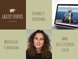 Web Design + Branding: affordable, personal and high-end website & logo solutions