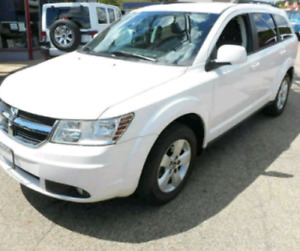 2010 Dodge Journey   7 PASS   NO ACCIDENTS   SUNROOF 