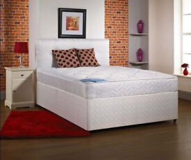 **FREE DELIVERY** BRAND NEW ** STANDARD DIVAN BED SETS BY PYRO BEDS LTD ****