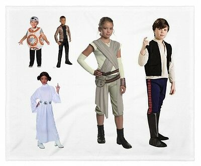 Toddler/Child Boys/Girls Disney Star Wars Deluxe Halloween Costumes *YOU PICK*