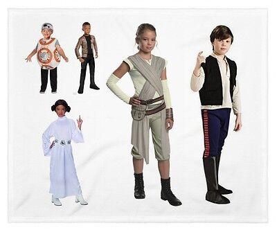 Toddler/Child Boys/Girls Disney Star Wars Deluxe Halloween Costumes *YOU PICK*](Baby Star Wars Costumes Halloween)