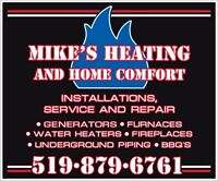 FURNACE INSTALLATION AND REPAIR!