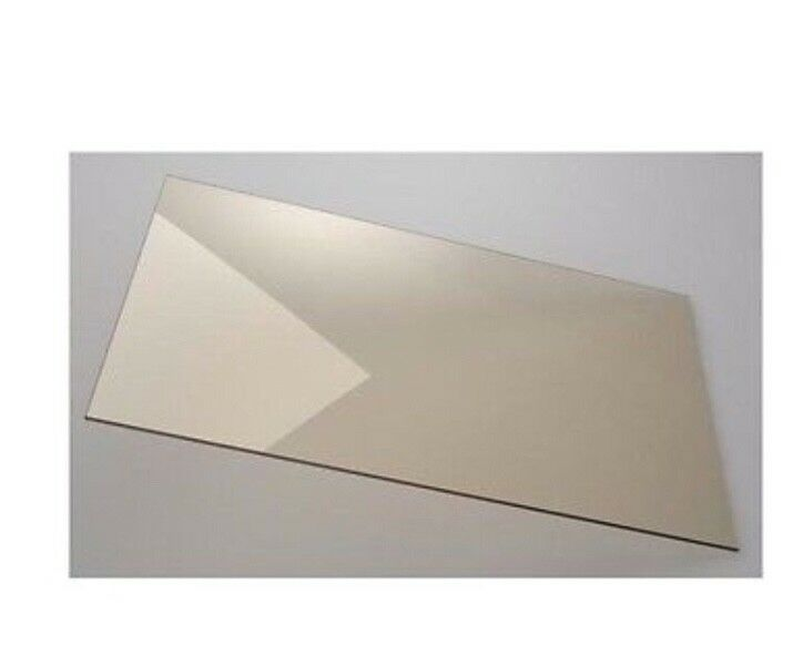 Russo wood stove door 9x13 replacement high heat ceramic glass 3/16th thick