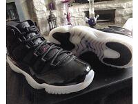 Jordan 11, 72-10 size 8 deadstock with receipt