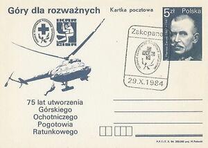 Poland postmark ZAKOPANE medicine Mountain Volunteer Ambulance Service (analog) - Bystra Slaska, Polska - Poland postmark ZAKOPANE medicine Mountain Volunteer Ambulance Service (analog) - Bystra Slaska, Polska